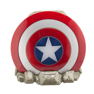 iHome Kiddesigns Civil War Shield Bluetooth Speaker Marvel - Captain America