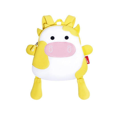 Nohoo Kids Backpack Yellow Cow