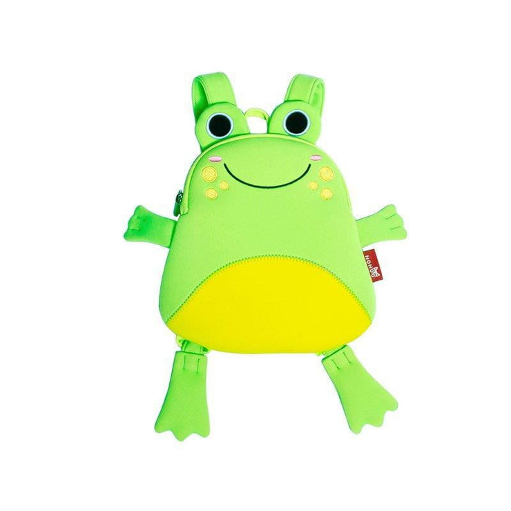 Nohoo Kids Backpack Frog