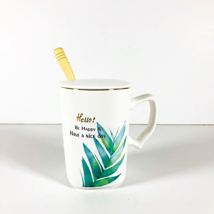 Tropical Design Mug
