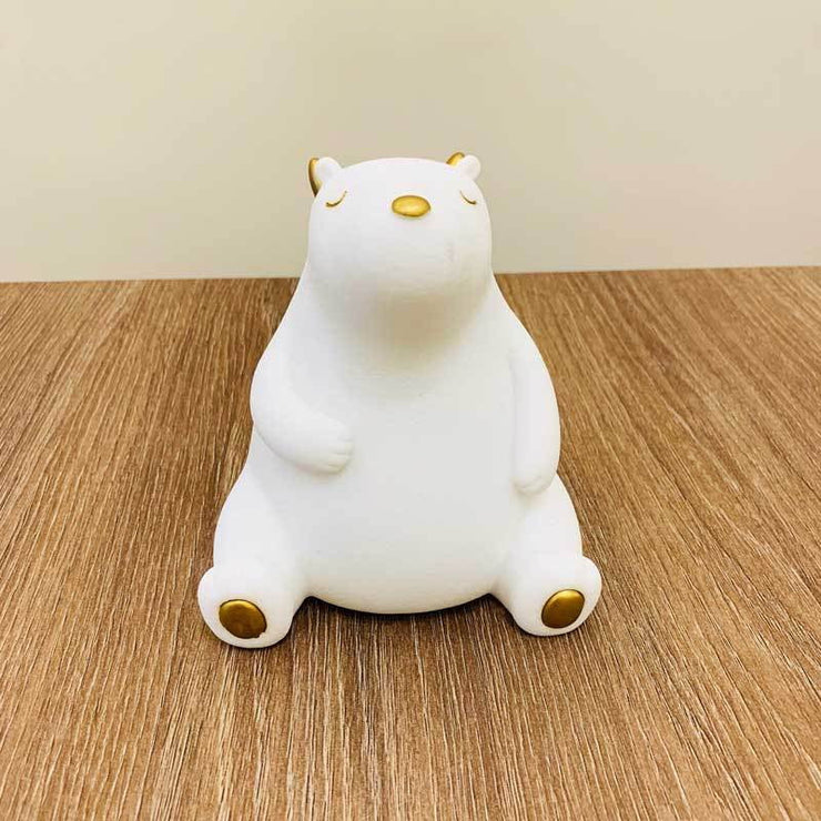 Silicon Bear Clap Light