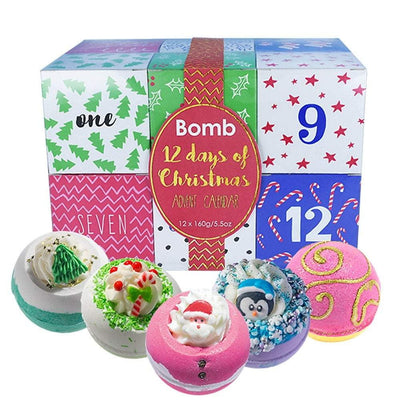 Bomb Cosmetics 12 Days of Christmas Calendar