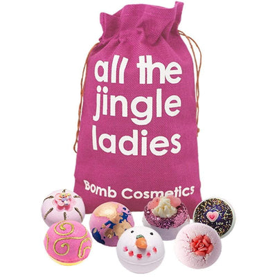 Bomb Cosmetics All the Jingle Ladies Sack