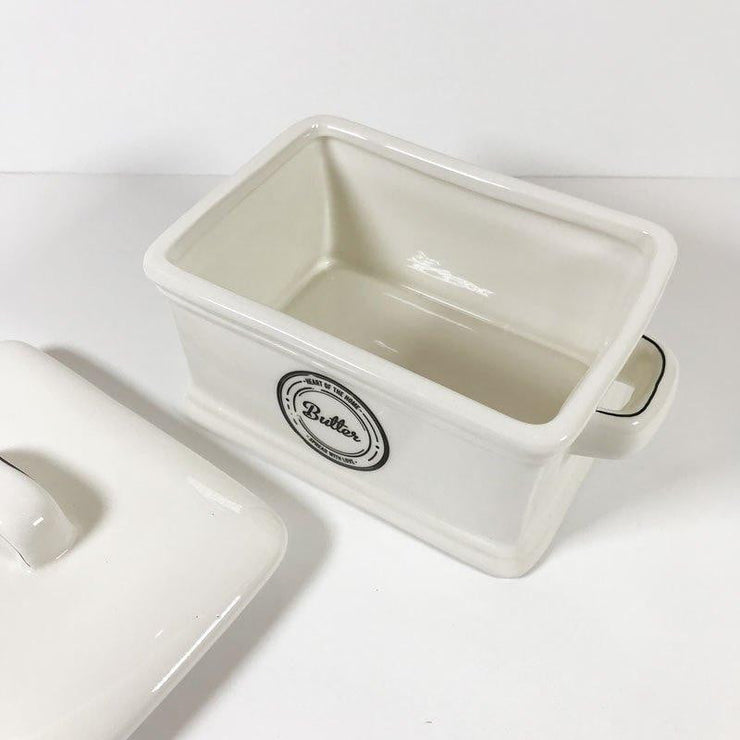 Ceramic Butter Container