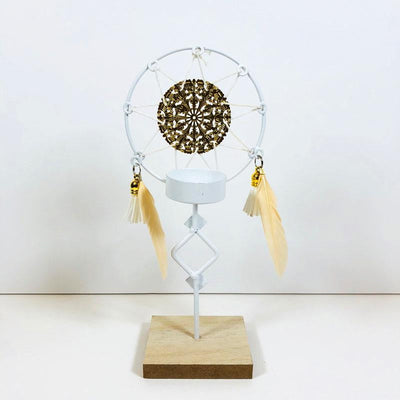 Dream Catcher Candle Holder