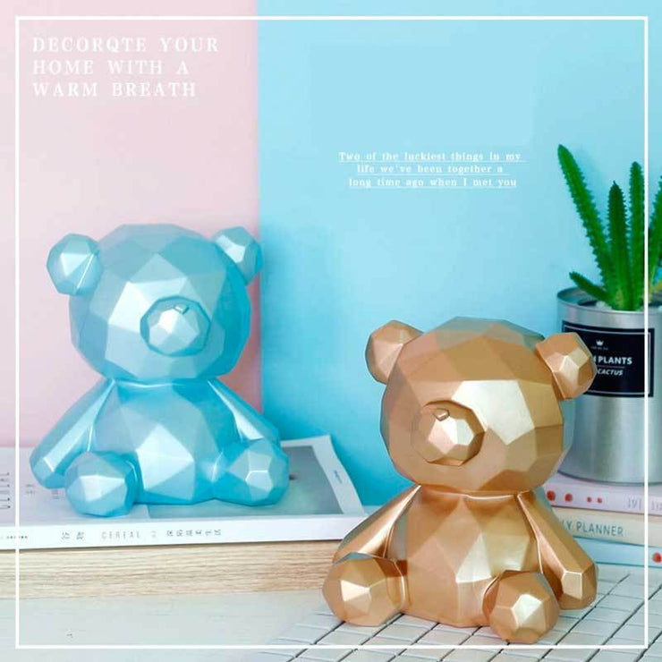 Geometric Bear Bank