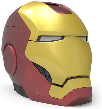 iHome Kiddesigns Bluetooth Helmet Speaker Marvel - Iron Man