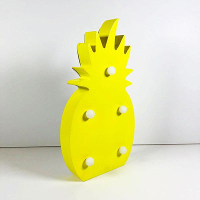 Pineapple Led Light Decor