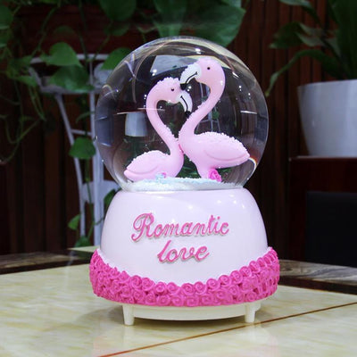 Romantic Love Crystal Ball