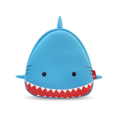 Nohoo Kids Backpack- Baby Shark Blue