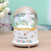 Twinkle Twinkle Crystal Ball w/ Music