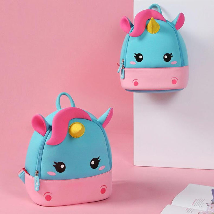Nohoo Neoprene Kids Backpack - Unicorn