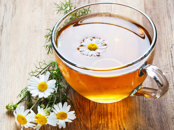 Natural Tea Remedies for Stress and Anxiety