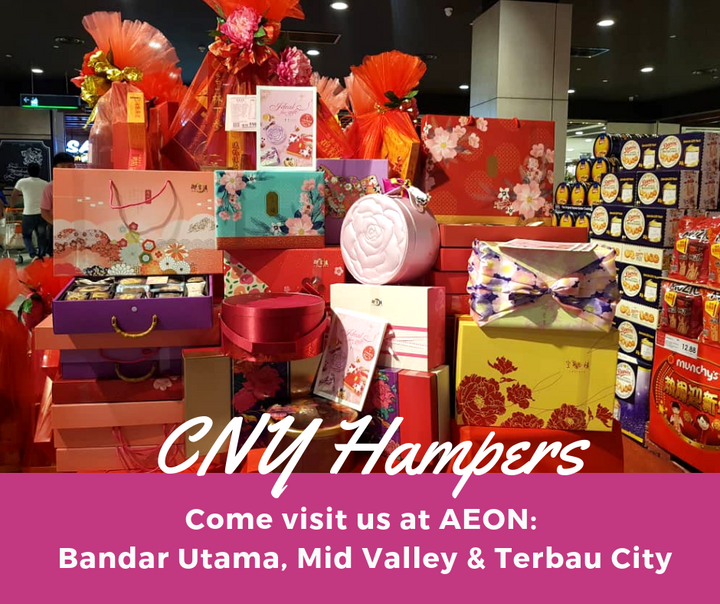 Visit our CNY Hampers Now!