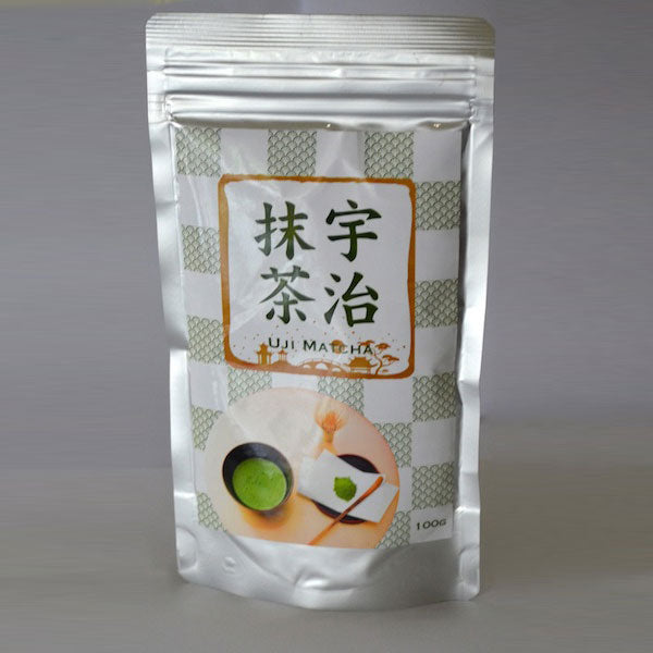 Uji Matcha Powder Now at Mamami Shoppe