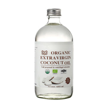 Mamami Organic Extra Virgin Coconut Oil 480ml - Mamami Shoppe