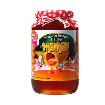 Mamami 100% Natural Honey 1L - Mamami Shoppe