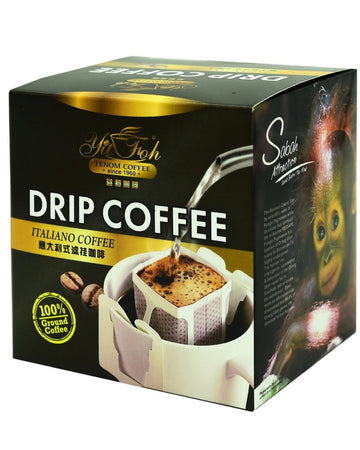 Yit Foh Drip Coffee Italiano 10g x 8pcs (80g)