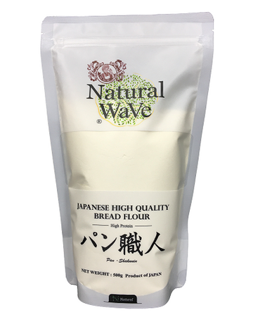 Natural Wave Japanese Bread Flour 500g - Mamami Shoppe