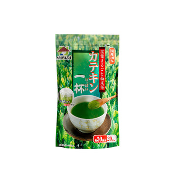 Harada Catechin Ippai Powdered Green Tea 20g - Mamami Shoppe