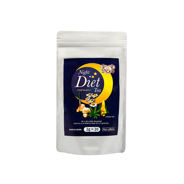 Mamami Night Diet Herbal Tea 2g x 20pcs (40g)