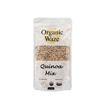 Organic Wave Quinoa Mix 500g