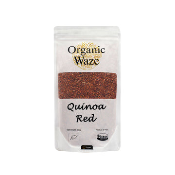 Organic Wave Quinoa Red 500g