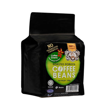 Mamami Roasted Robusta Ground Coffee Beans 250g