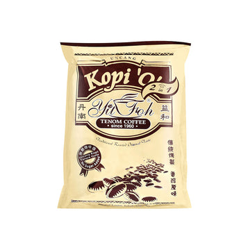 Yit Foh Tenom Coffee - Kopi-O 2 in 1 (240g) - Mamami Shoppe