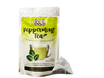 Mamami Peppermint Tea 15g - Mamami Shoppe
