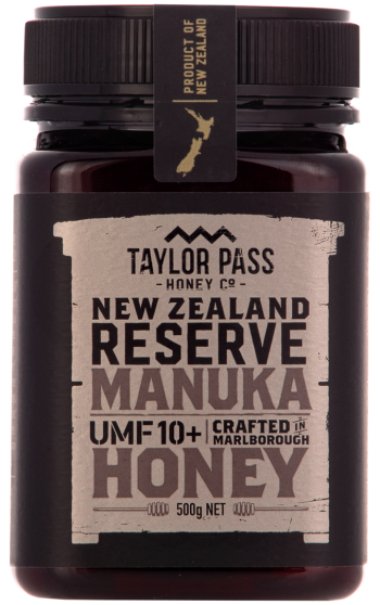 Taylor Pass Manuka Honey UMF 10+ 375g - Mamami Shoppe