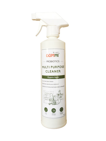OOMMI PROBIOTIC MULTI PURPOSE CLEANER 500ML - Mamami Shoppe