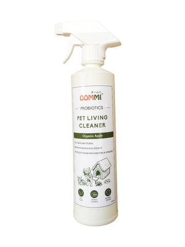 OOMMI PROBIOTIC PET LIVING CLEANER 500ML - Mamami Shoppe