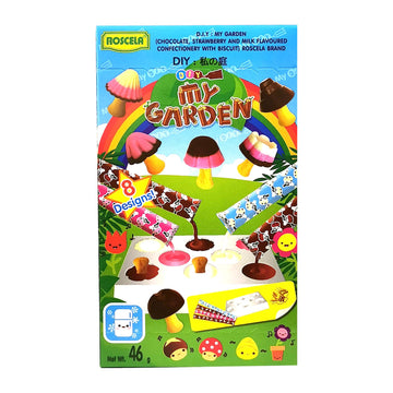 Roscela DIY Candy Set - My Garden - Mamami Shoppe