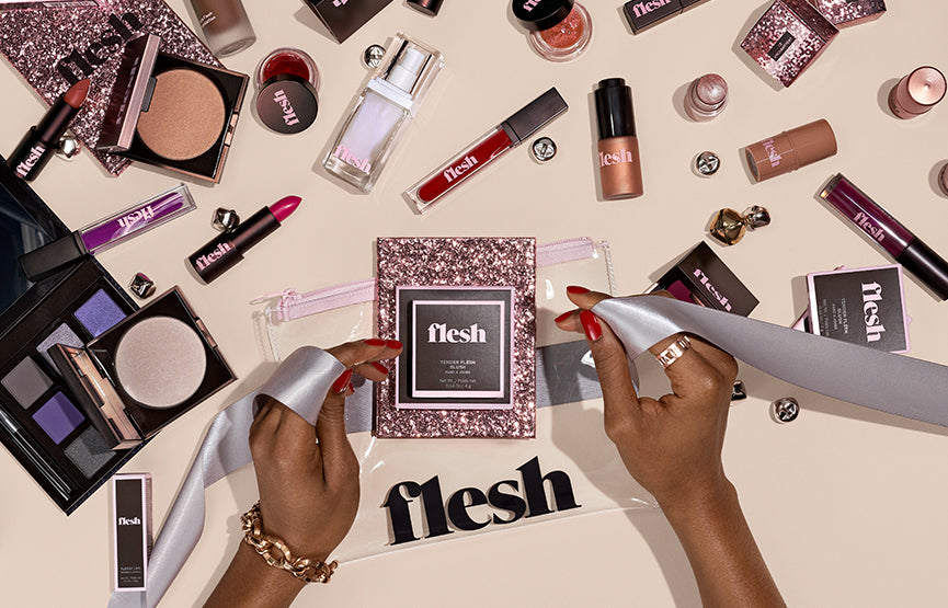 Shop Flesh Beauty 40% off any purchase