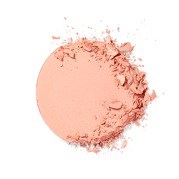 blob Bloom (matte light peach)