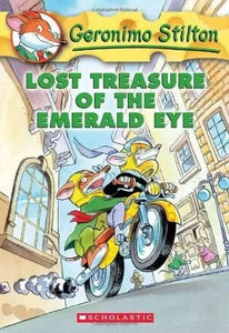 Geronimo Stilton: Lost Treasure Of The emerald Eye