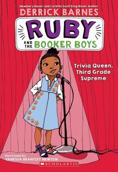Ruby And The Booker Boys: Trivia Queen, Third Grade Supreme