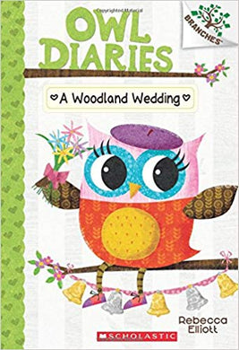 Owl Diaries: A Woodland Wedding