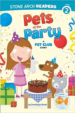 Pets at the party (a pets club story)