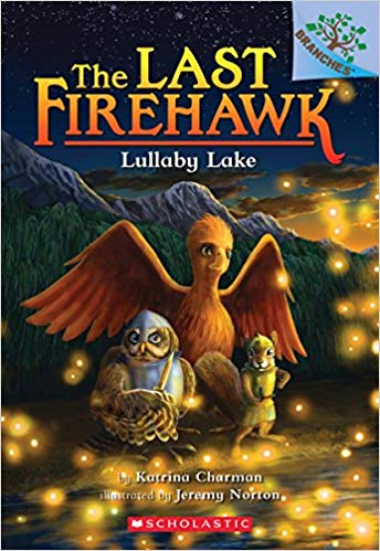The Last Firehawk: Lullaby Lake