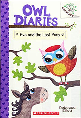 Owl Diaries: Eva And Lost Pony