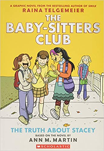 The Baby-Sister Club: The Truth About Stacey