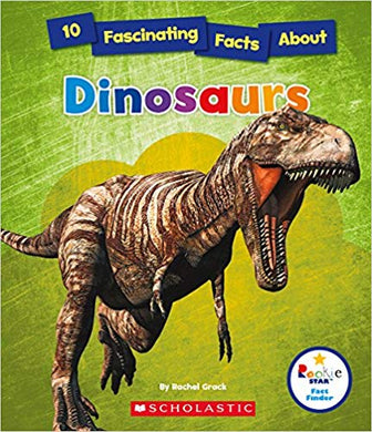 10 FASCINATING FACTS ABOUT DINOSAURS