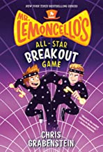 Mr. Lemoncello's All-Star Breakout Game: 4