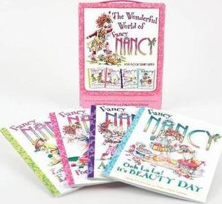Fancy Nancy Series
