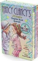 Fancy Nancy: Nancy Clancy's Ultimate Chapter Book Quartet: Books 1 Through