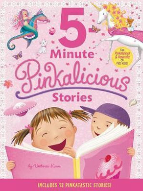 5 minute Pinkalicious stories