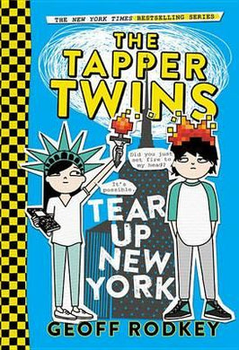 The Tapper Twins Tear Up New York: 2