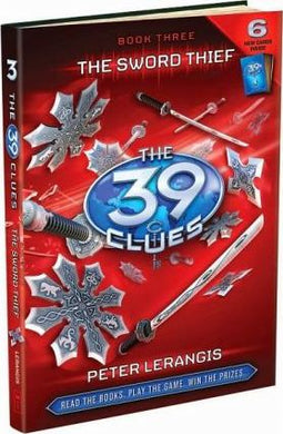 39 CLUES, THE #3: THE SWORD THIEF